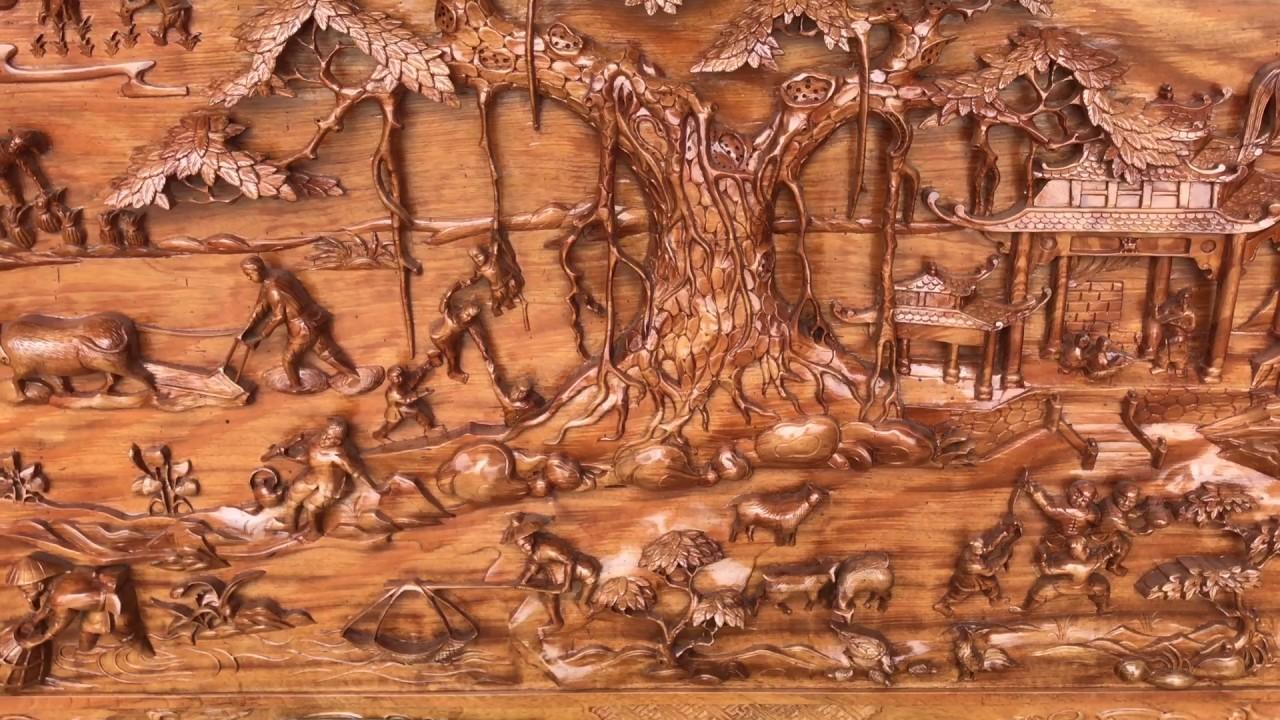 Thegioidogo.net-đơn vị sản xuất tranh gỗ đồng quê uy tín, chất lượng