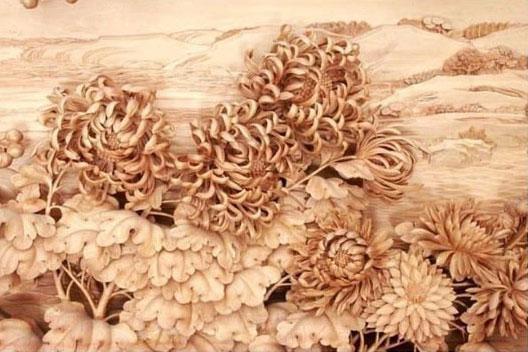 Tranh gỗ hoa mẫu đơn có rất nhiều ý nghĩa khác nhau